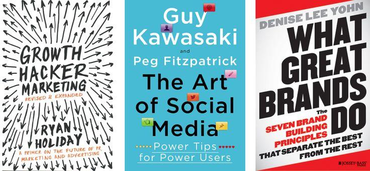The Top 10 Marketing Books of 2014, via Inc. Magazine's Geoffrey James.