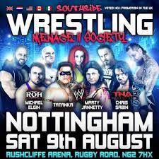 Image result for rushcliffe arena wrestling