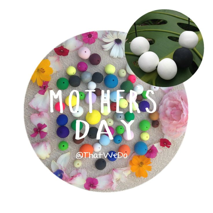Mother's Day is only 5 days away. Give your mum a one-of-a-kind gift, made with love. Order your @ThatWeDo necklace today. https://www.etsy.com/au/shop/ThatWeDo