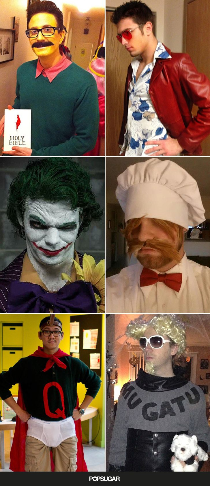 Looking to win the #costumecontest this year?Here are 67 Wildly Creative DIY Costumes For Men!