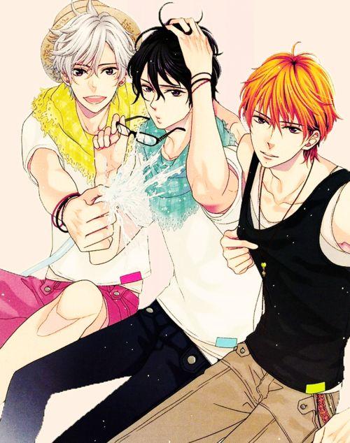 Imagen de brothers conflict, anime, and tsubaki