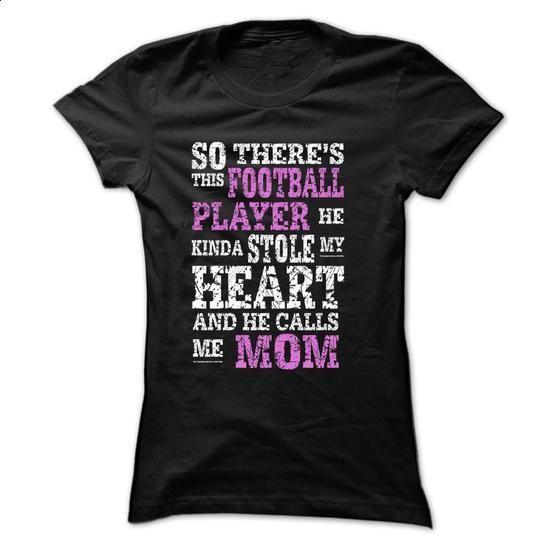 Football Mom -Lmt - #fashion #shirts for men. SIMILAR ITEMS => https://www.sunfrog.com/Sports/Football-Mom-Lmt-Black-nt4j-Ladies.html?60505