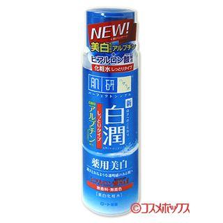 ROHTO HADA LABO Shiro-jyun Medicated Brightening Shittori type Lotion 170ml (5.75oz) - US$7.16/JPY821 (Mar 14, 2017)