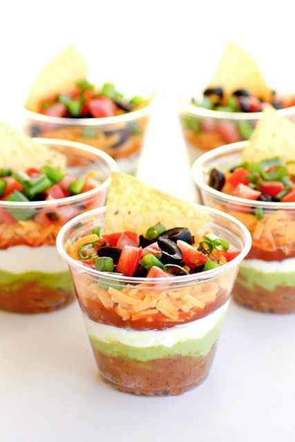 Dip Out - 10 Pinterest Hacks To Win At Your Fourth Of July Party - Lonny