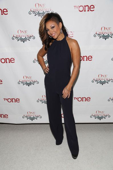 chanté moore | Chante Moore Chante Moore attends TV One's One Christmas Holiday ...