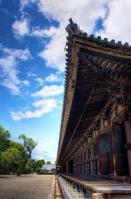 Shrine in Kyoto, Japan