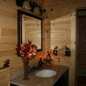 Decorating Ideas For A Primitive Bathroom