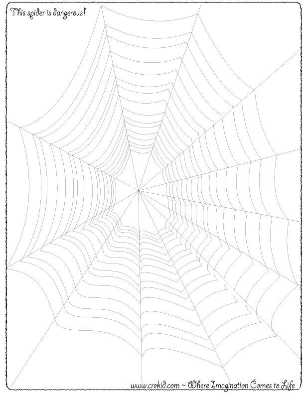 creative kids spider