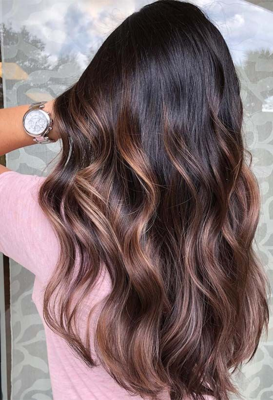 56 Prettiest Balayage Ombre Long Hairstyles In Year 2019