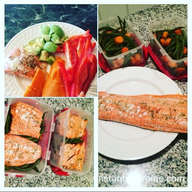 """""""Fail to prepare, prepare to fail""""  When you know you will have a long day on set...... #breakfastofchampions  #batching  #healthyfood  #diabetes  #enjoytheprocess"""