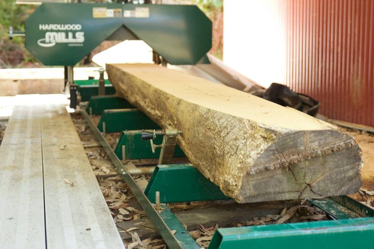 Our Timber Mill