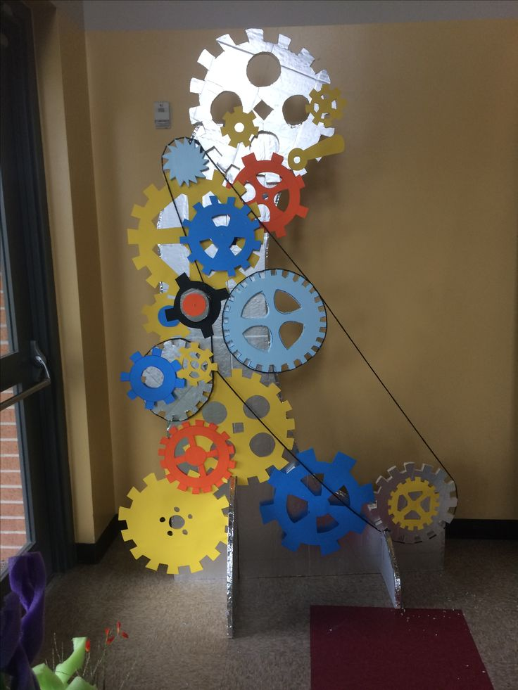Submerged VBS gear tower