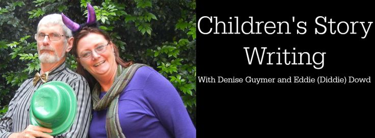 Children's Short Story Writing with Eddie & Denise.