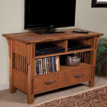 35 best images about craftsman style media cabinets on for Craftsman cabinet plans