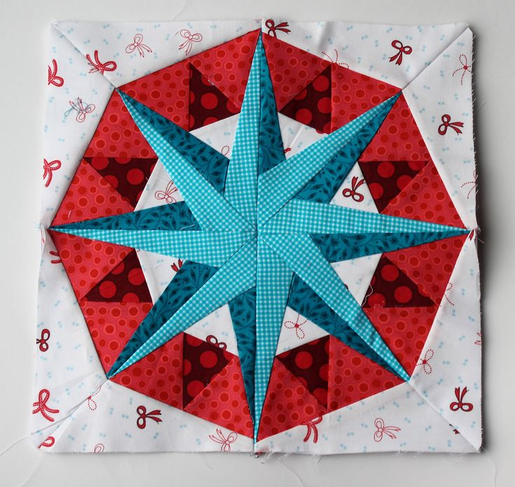 926 best ✂ Quilts - Foundation Paper Piecing images on Pinterest ... : paper pieced star quilt patterns - Adamdwight.com