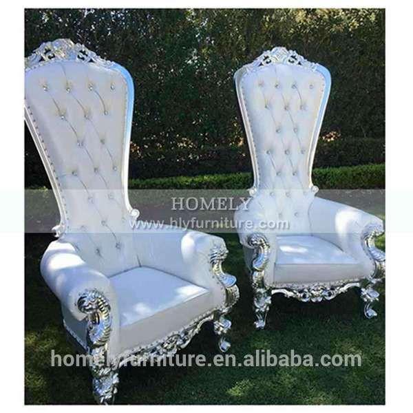 Cheap Luxury king throne chair rental HY-K134