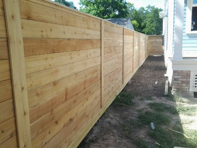 Pin By Houston Quality Fencing On Wood Privacy Fences In
