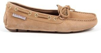 Andrew Charles by Andy Hilfiger Andrew Charles Womens Loafer Camel Camilla.