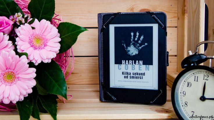 Kilka sekund od śmierci Harlan Coben   książka  book