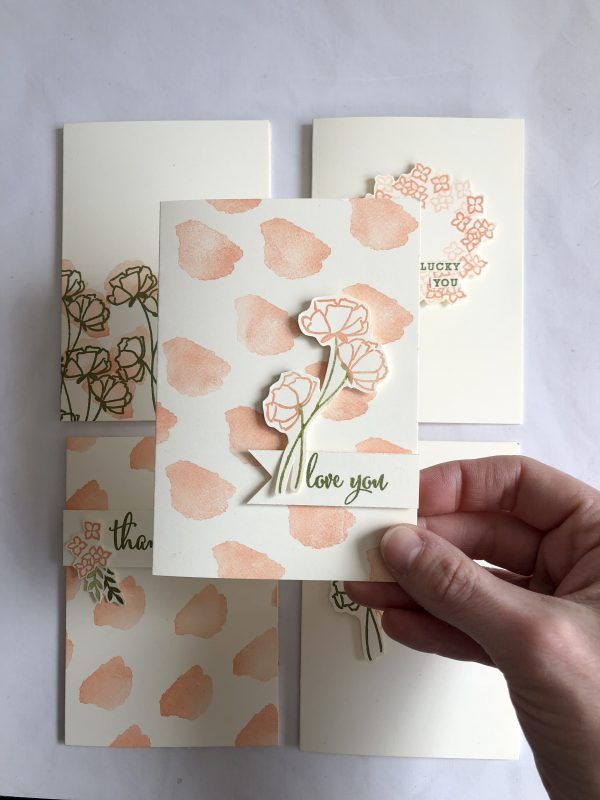 Share What You Love - Stampin' Up! Artisan Blog Hop - Quick and Easy Crafts