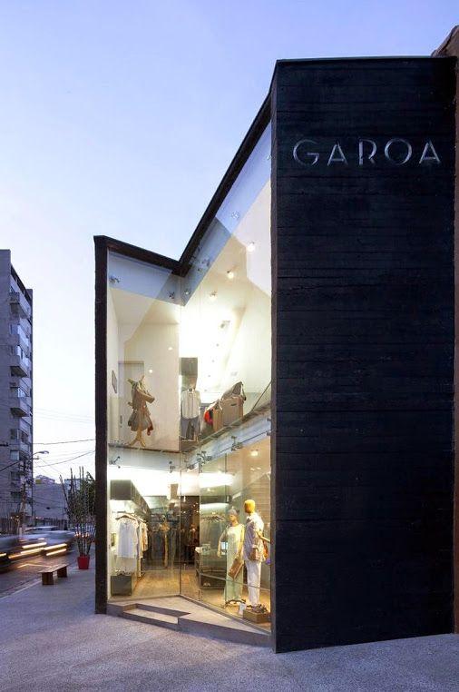 Class corner. Garoa store by Una Arquitetos, Sao Paulo Intern Architect by Hollis + Miller…
