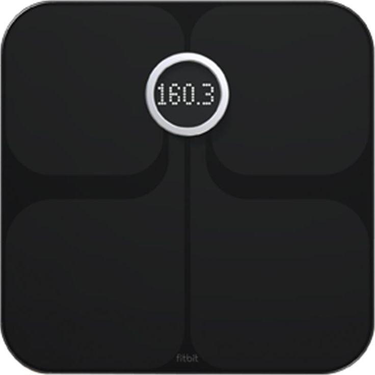 Fitbit Aria WiFi Smart Scale (Black)