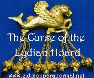 Eidolon Paranormal Australia: Curses: The Curse of the Lydian Hoard