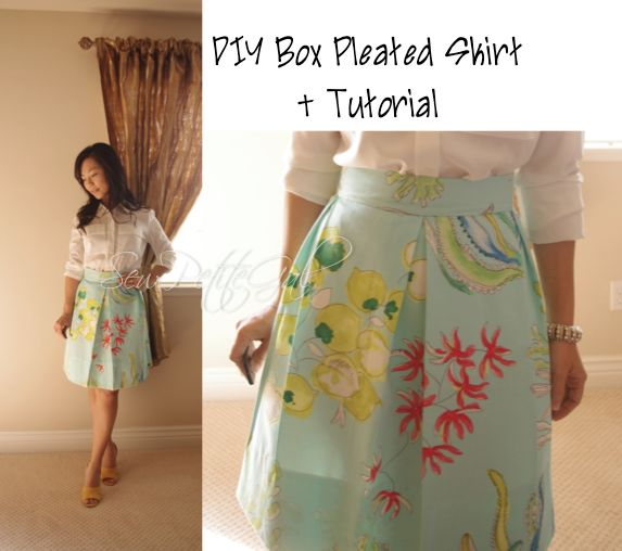 19 best images about Tutorials - Dresses & Skirts on Pinterest ...