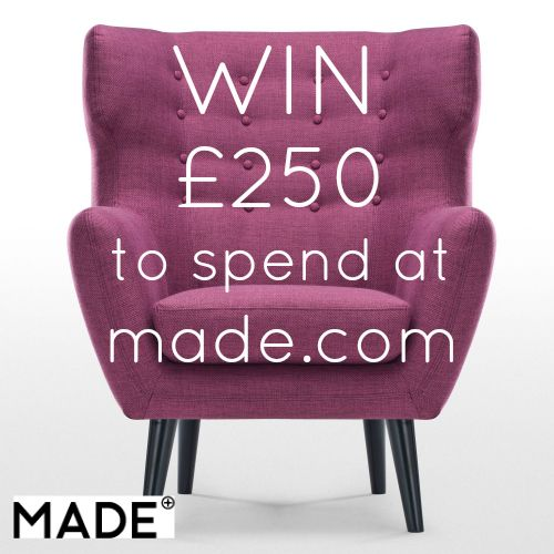 Win at made.com with Love Chic Living #made.com