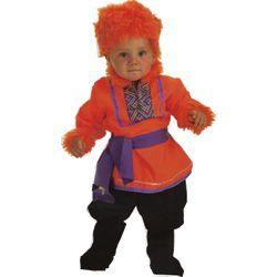 Disfraz Ruso Bebé (Hasta 18 meses)