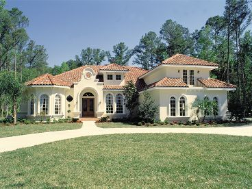37 best Mediterranean House Plans images on Pinterest | Home plans ...