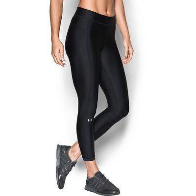 Under Armour Black cropped leggings | Debenhams