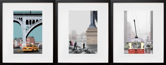 20 x 200 Artwork - NYC