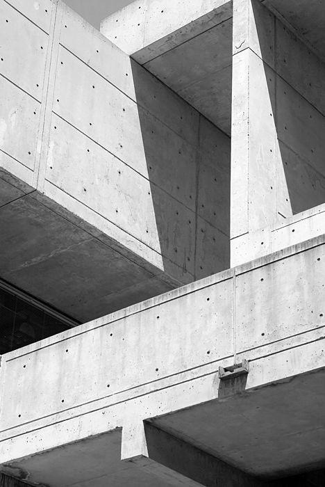 Salk Institute | Louis Kahn #architecture #concrete #brutalism
