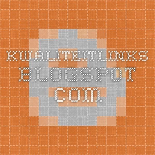 kwaliteitlinks.blogspot.com