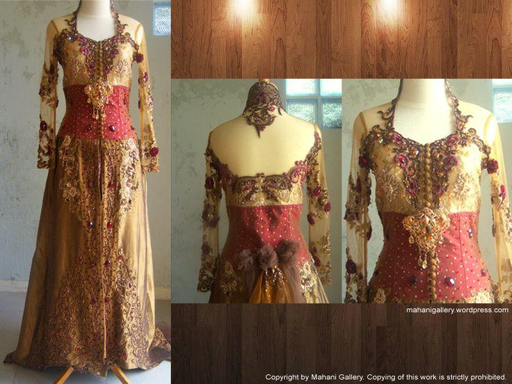#weddingdress #traditional #indonesia