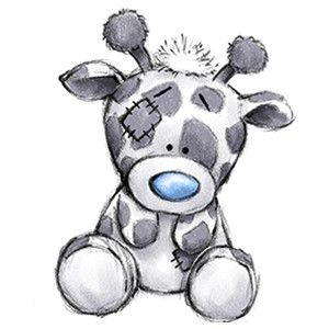 Carte Blanche - My Blue Nose Friends - Twiggy