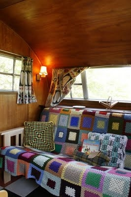 i wish I could live in an RV and travel across the country.