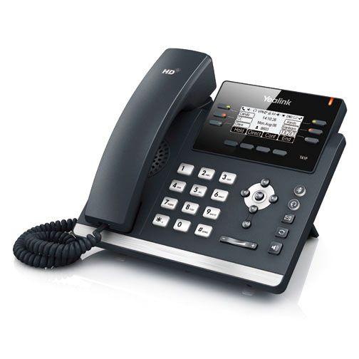 Yealink T41P handset for Hosted PBX http://telaustralia.com.au/voice/hosted-pbx/