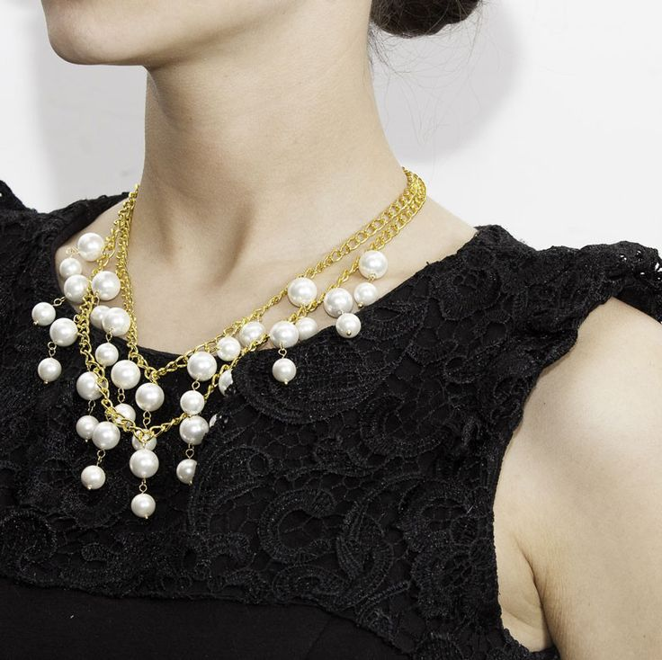 CAROLINE necklace by Mademoiselle M