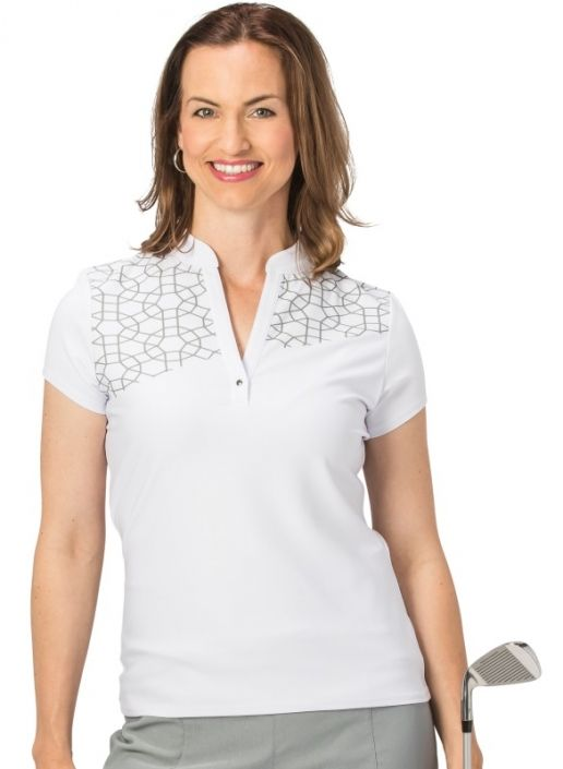 bedceab7 Unique, Pretty Colors are the highlight of the Nancy Lopez ladies golf  collection just like this Assorted Colors Nancy Lopez Ladies & Plus Size  LEGACY ...