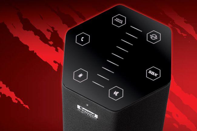 Creative presenta sus altavoces inalámbricos Sound BlasterAxxT http://www.xataka.com/p/92127