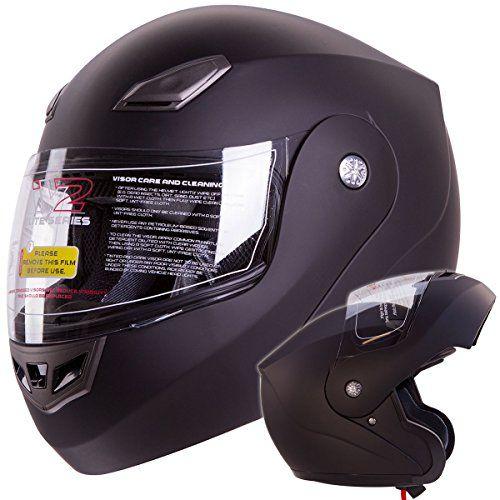 IV2 Bluetooth Compatible Modular Flip up Motorcycle Helmet Matte Black- Model #936 [DOT APPROVED] (Large) - http://www.caraccessoriesonlinemarket.com/iv2-bluetooth-compatible-modular-flip-up-motorcycle-helmet-matte-black-model-936-dot-approved-large/  #936, #Approved, #Black, #Bluetooth, #Compatible, #Flip, #Helmet, #Large, #Matte, #Model, #Modular, #Motorcycle #Helmets, #Motorcycle