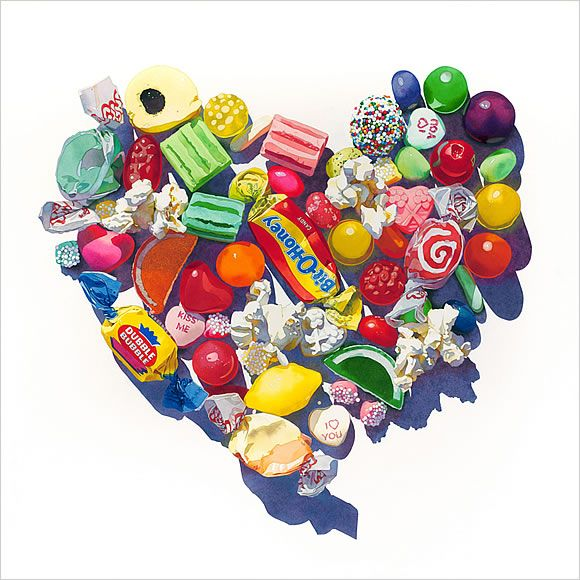 Love for Candy