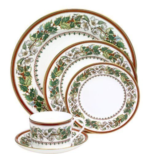 dinnerware sets spode christmas rose dinnerware place setting service for 1 learn more by visiting the image link