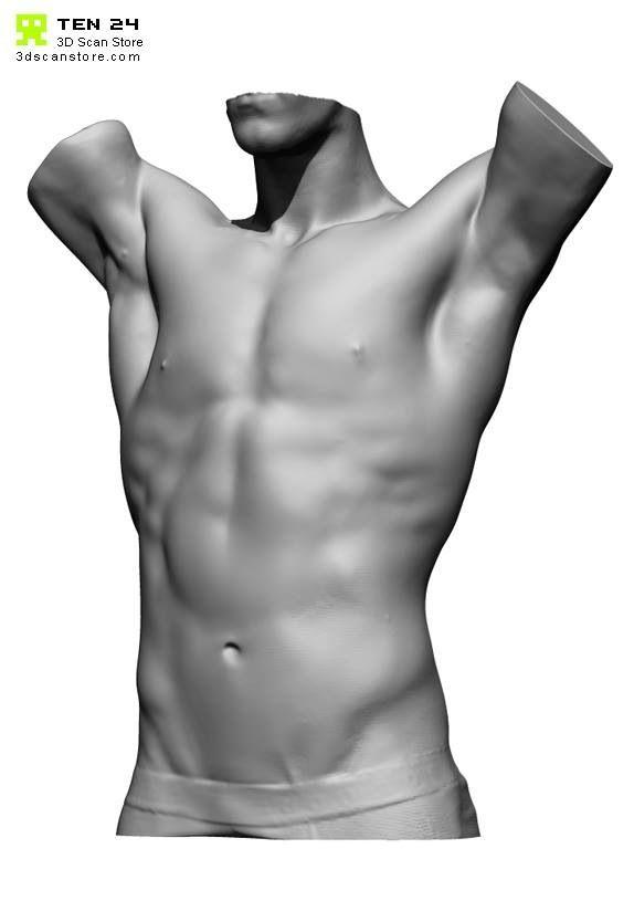 Ten24 torso scan