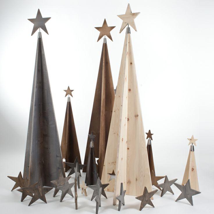 SilenTree® 3 Modelle (StilAltholz, Fichte, Zirbe) - 3 Größen (60-110-190cm)