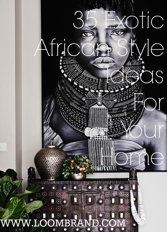 Africa is a beautiful exotic place with rich cultural heritage and unique interior design. Designers are inspired by African culture for a number of reasons. For some, it is the dream of a photographic safari landscape, while others appreciate it from a cultural history perspective. Whatever it is that inspires you about African decor, there …