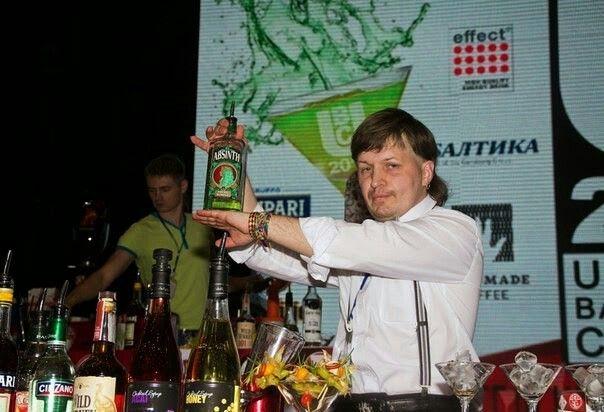 Услуги бармена бариста 8 908 131 02 79 Игорь