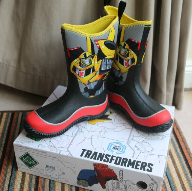 Kids Hale Hasbro outdoor boots from Muck Boot
